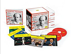 Ferenc Fricsay: Complete Recordings on Deutsche Grammophon, Vol. 1, Orchestral Works