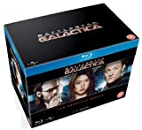 Battlestar Galactica: The Complete Series [Blu-ray] [Region Free]
