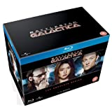 Battlestar Galactica: The Complete Series [Blu-ray] [Region Free]by Edward James Olmos