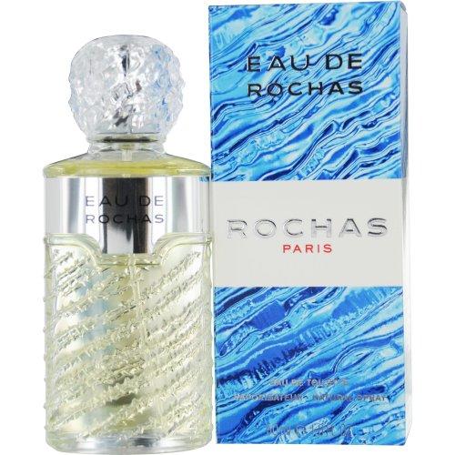 Eau de Rochas - Femme di Rochas, Acqua di colonia per donna, Spray 50 ml.