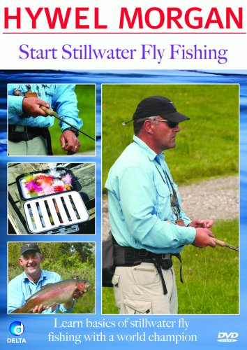 Hywel Morgan Start Stillwater Fly Fishing [DVD]