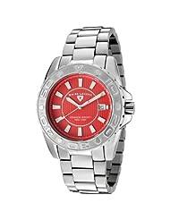 Swiss Legend Men's 9100-55 Grande Sport Stainless Steel Watch