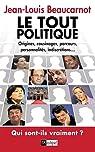 Le tout-politique. Origine, cousinage, parcours, personnalités, indiscrétions...