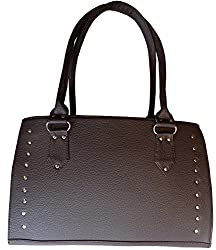 H&H Women's Handbag Dark Brown (AHHBSDB)