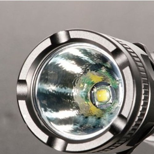 JETBeam PC25 CREE T6 Rechargeable LED Flashlight 2*CR123 free shipping original jetbeam rrt 2 cree xm l2 led 550 lumens flashlight daily torch compatible with cr123 18650 battery