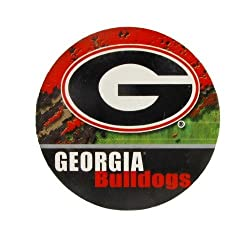 University of Georgia Coaster for Your Car