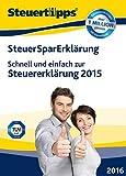 Digital Software - SteuerSparErklärung 2016 (für Steuerjahr 2015) [PC Download]
