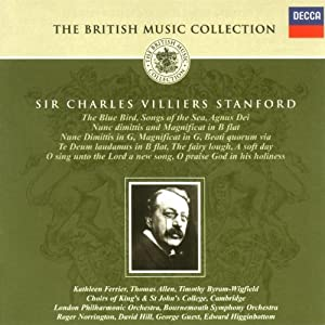 The British Music Collcetion: Sir Charles Villiers Stanford