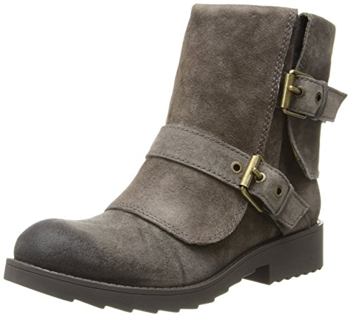 Nine West Women'S Anywho Boot,Grey,6.5 M Us