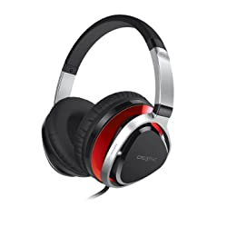 Creative Aurvana Live! 2 Headset (Red)