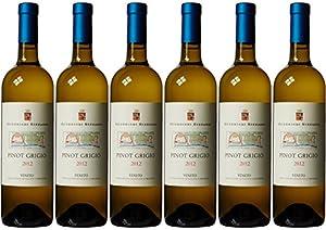 Guerrieri Rizzardi Pinot Grigio 2012 75cl (Case of 6)