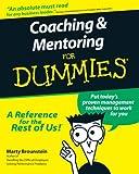 Coaching & Mentoring for Dummies