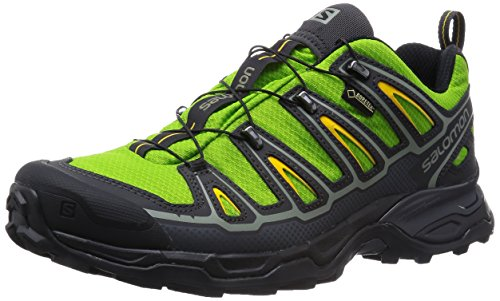 [サロモン] salomon X ULTRA 2 GTX® L37157300 L37157300 (SPRING GREEN/ASPHALT/BEE-X/27.5)
