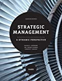 img - for Strategic Management: A Dynamic Perspective - Cases, Canadian Edition book / textbook / text book