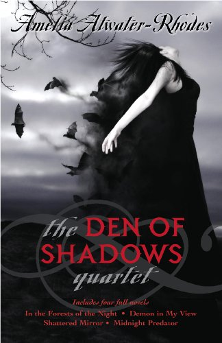 Cover of The Den of Shadows Quartet
