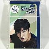 イ・ミンホ (Lee Min Ho)/フォトメッセージカード30枚セット(K-POP/韓国製)