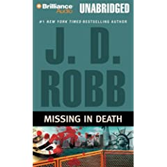 J.D. Robb - Missing in Death Audiobook