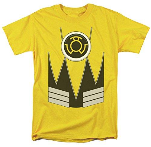 Green Lantern Sinestro Costume T-Shirt
