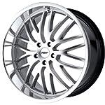 TSW Alloy Wheels Snetterton Hyper Silver Wheel (18×8″/5x120mm)
