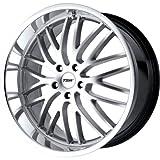 TSW Alloy Wheels Snetterton Hyper Silver Wheel (20x8.5