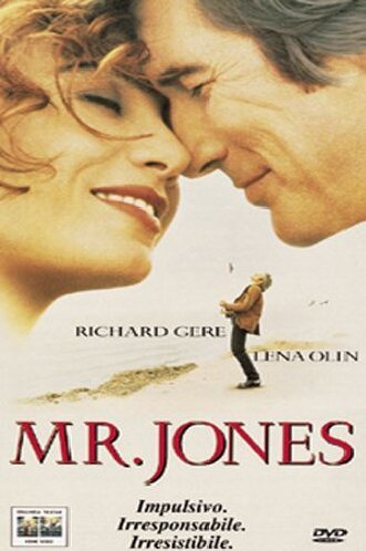 Mr. Jones [Italia] [DVD]