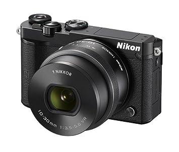 Nikon J5 Noir + 10-30 vr + Etui