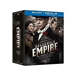 Boardwalk Empire CSR [Blu-ray]