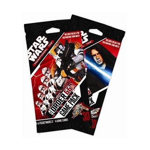 Star Wars Pocketmodel Order 66 TCG Booster - 1