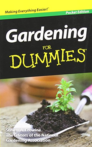 Biography of author editors of the national gardening for National gardening association