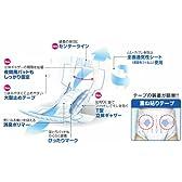 サルバ 安心Wフィット 男女共用 Mサイズ 30枚入(大人用紙おむつ テープ式)
