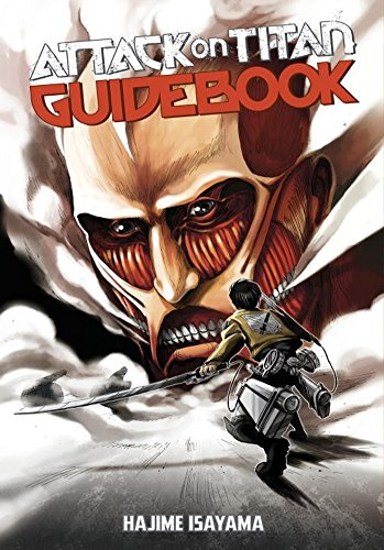 Attack On Titan Guidebook In&Out