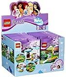 Lego Friends - 6029280 - Jeu de Construction - Boîte de 24 Sachet - Série 2 - Assortiment