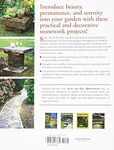 Outdoor Stonework 16 Easy To Build Projects For Your Yard And Garden Home La