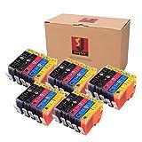 JetSir 5 Color Ink Cartridge 564XL