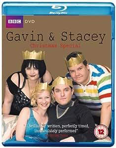 Gavin & Stacey - Christmas Special [Blu-ray] [Region Free]