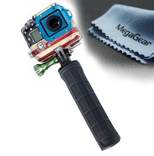 MegaGear Hand Grip, Handle Hand Holder Grip Stabilizer For GoPro, GoPro HD, GoPro Hero 3+, GoPro Hero 4, Sj4000