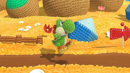 Yoshi's Woolly World + Amiibo - Yoshi