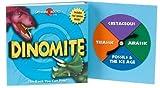 Spinner Books for Kids - Dinomite