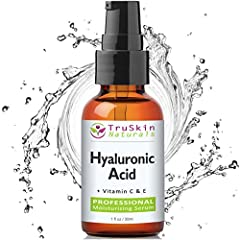 You simply will not find a more effective Hyaluronic Acid Serum for your skin with higher quality, more potent ingredients available, period. What This Powerful Hyaluronic Acid Serum Will Do for You... * Quickly deliver a youthful & more vibrant ap...