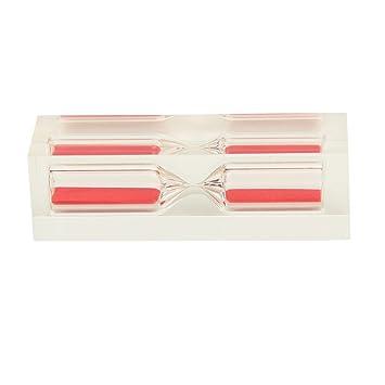 hourglass sablier de de 3 minutes de s curit orange rouge cuisine maison z240. Black Bedroom Furniture Sets. Home Design Ideas