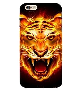 FEROCIOUS LION Designer Back Case Cover for Apple iPhone 6S