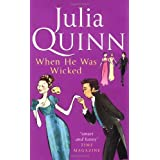 When He Was Wicked: Number 6 in series (Bridgerton Family)by Julia Quinn