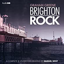 Brighton Rock Audiobook by Graham Greene Narrated by Samuel West