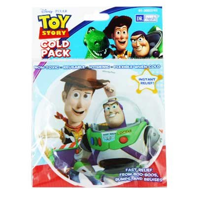 Toy Story Natural First Aid Pain Relief Cold Pack - Cooling Pad