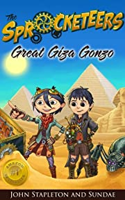 The Sprocketeers: Great Giza Gonzo