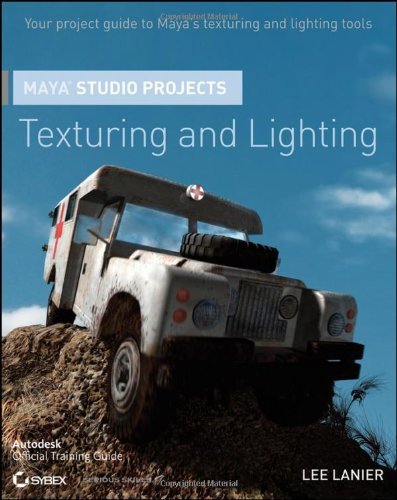 Maya Studio Projects Texturing and Lighting 0470903279 pdf