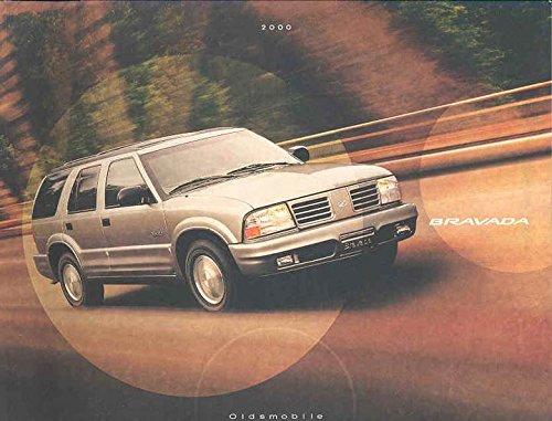 Oldsmobile Bravada Truck 2000 Oldsmobile Bravada Truck