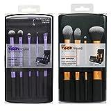 REAL TECHNIQUES Makeup Brush 2 Sets - Starter Set, Core Collection *AUTHENTIC*