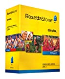 Rosetta Stone Spanish (Latin America) Level 4