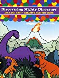 Do-A-Dot Dinosaurs Book Activity Book